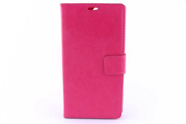 Sony Xperia C5 Ultra bookcase Roze