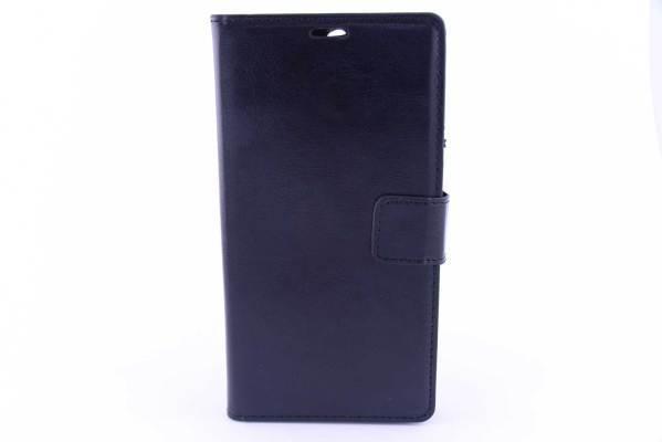 Sony Xperia C5 Ultra bookcase Zwart