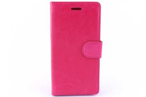 Sony Xperia M2 bookcase Roze
