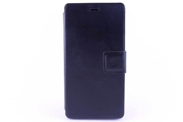 Sony Xperia M2 bookcase Zwart