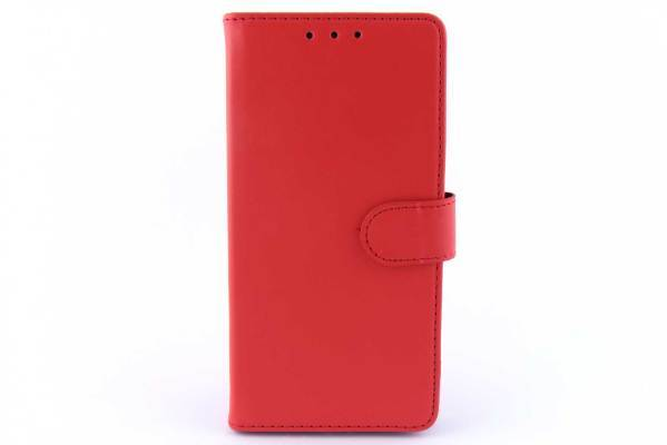 Sony Xperia Z3 bookcase Rood