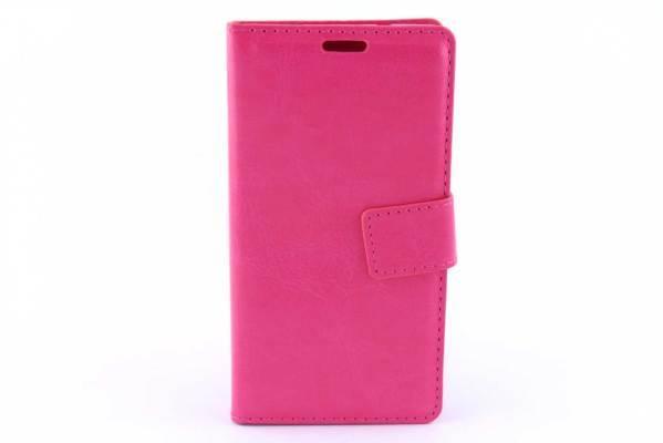 Sony Xperia Z5 Compact bookcase Roze