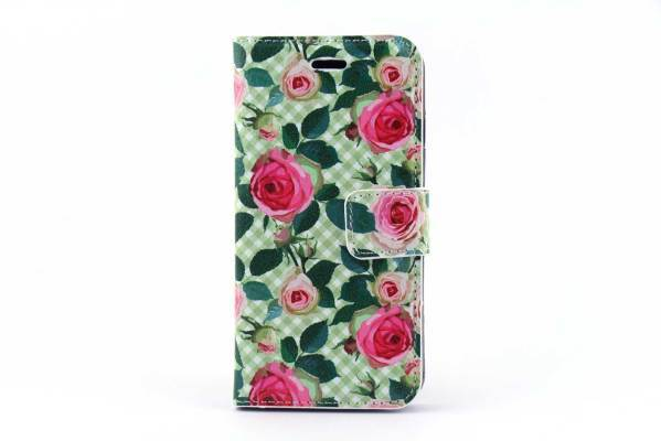 iPhone 6 (s) bookcase Rozen