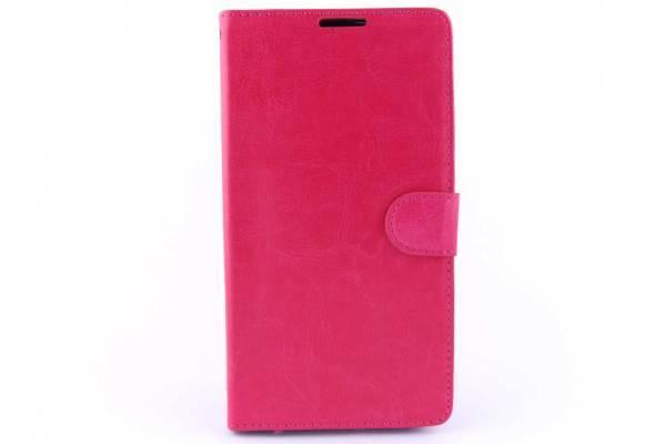 Sony Xperia T2 Ultra bookcase Roze