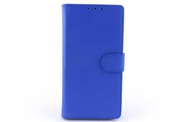 Sony Xperia X bookcase Blauw