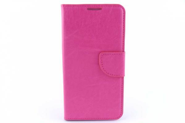 HTC One X9 Bookcase Roze