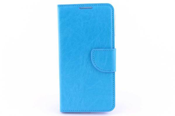 HTC One X9 Bookcase Blauw