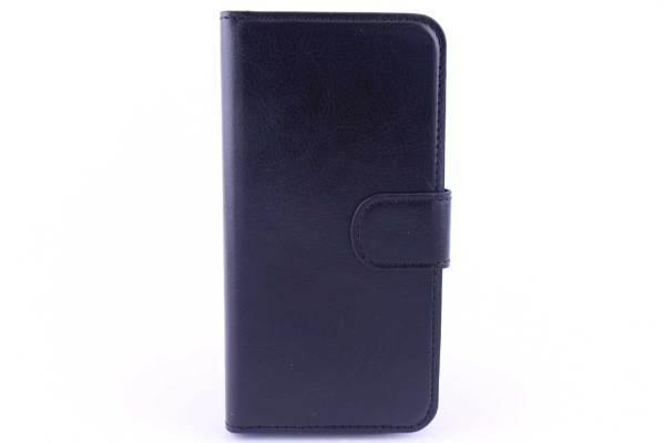 HTC One M7 Bookcase Zwart