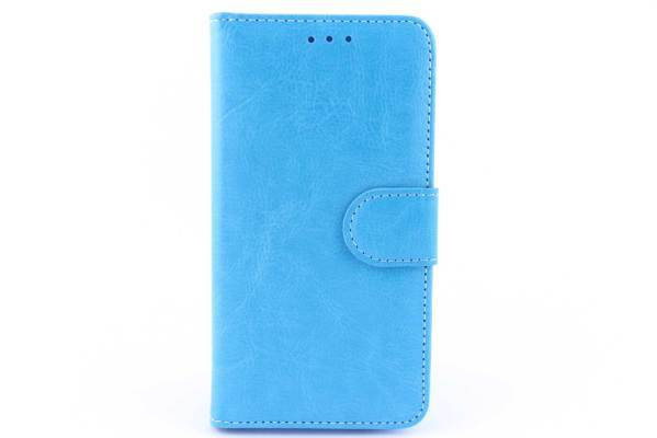 HTC One M7 Mini Bookcase Blauw