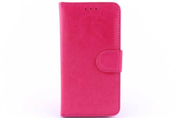 HTC One M7 Mini Bookcase Roze