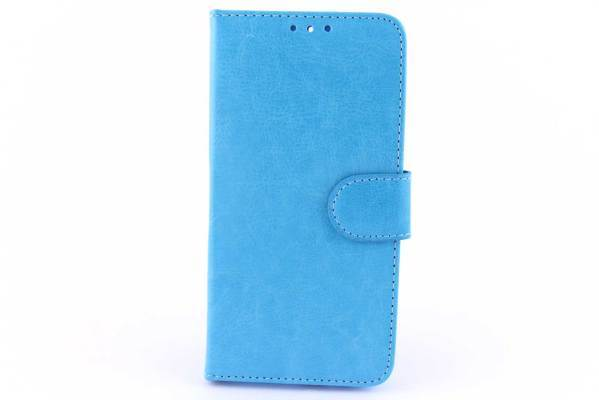 HTC One M8 / M8S Bookcase Blauw