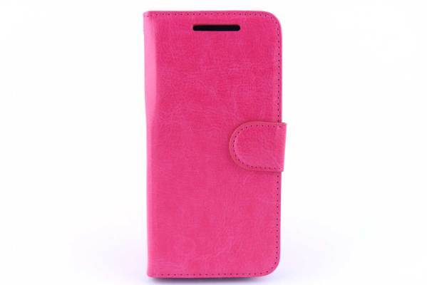HTC One M8 Mini Bookcase Roze