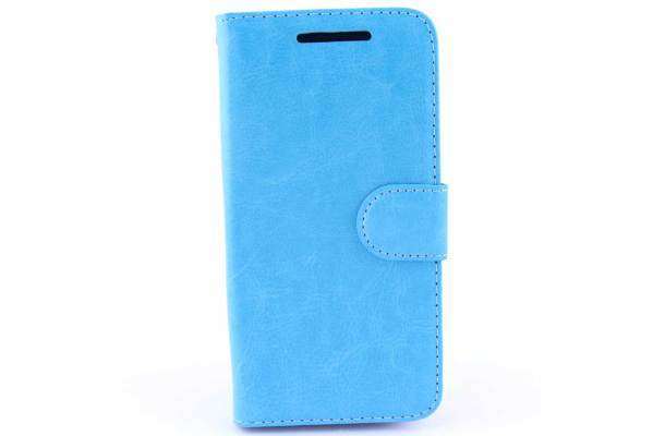 HTC One M8 Mini Bookcase Blauw