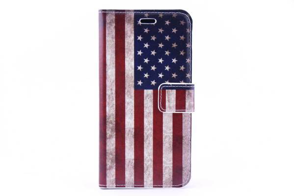 iPhone 6 (s) Plus bookcase Amerika