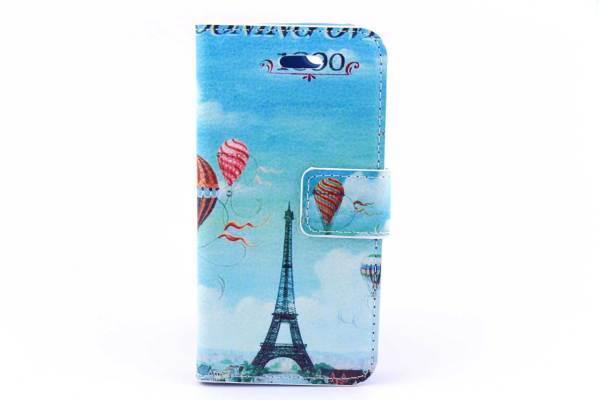 iPhone 5 (S) & C & SE bookcase Parijs