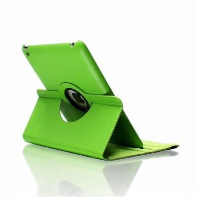 iPad Air 360° draaibare tablethoes Groen