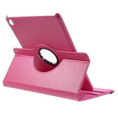 iPad Pro 9.7 360° draaibare tablethoes Roze