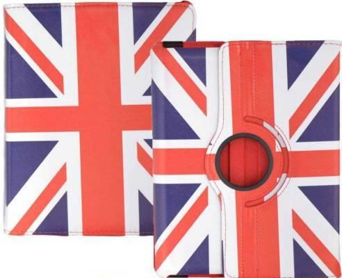 iPad Pro 9.7 360° draaibare tablethoes Engeland