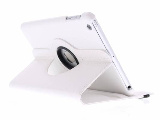 iPad Mini 2&3 360° draaibare tablethoes Wit