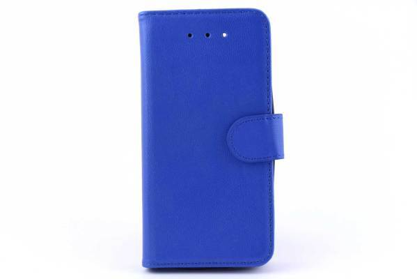 iPhone 5 (S) & C & SE bookcase Blauw