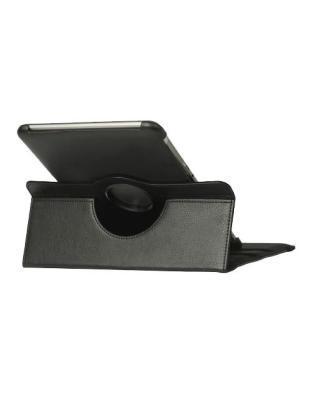 Samsung Galaxy Tab 2 10.1 (P5100) 360º draaibare tablethoes Zwart