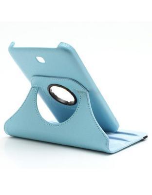 Samsung Galaxy Tab 3 7.0 (T210) 360º draaibare tablethoes Blauw