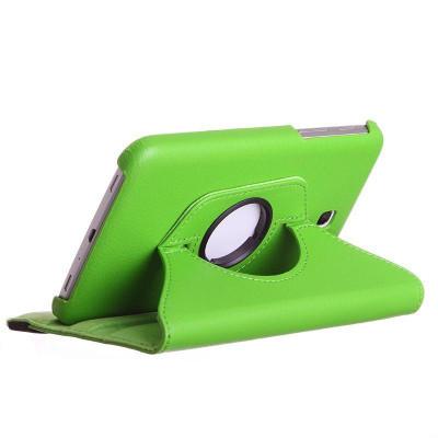 Samsung Galaxy Tab 3 7.0 (T210) 360º draaibare tablethoes Groen