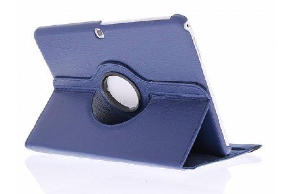 Samsung Galaxy Tab 4 10.1 (T530) 360º draaibare tablethoes Blauw