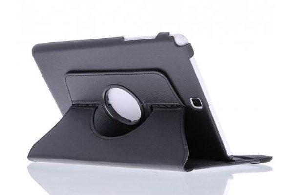 Samsung Galaxy Tab A 9.7 (T550) 360º draaibare tablethoes Zwart
