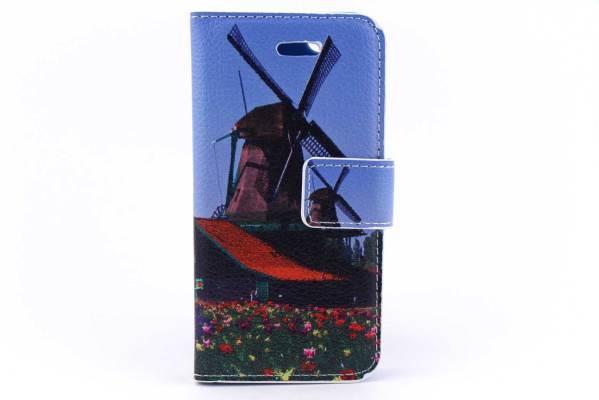 iPhone 5 (S) & C & SE bookcase Holland