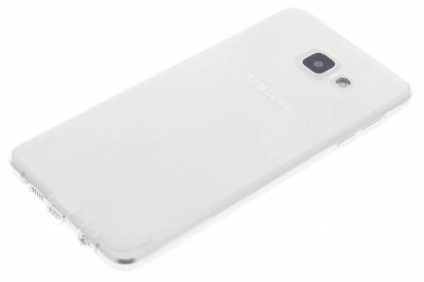 Samsung Galaxy A7 (2016) TPU hoesje Transparant