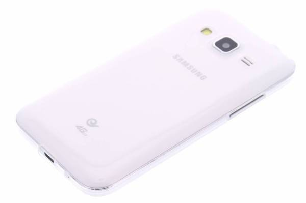 Samsung Galaxy Core Prime TPU hoesje Transparant
