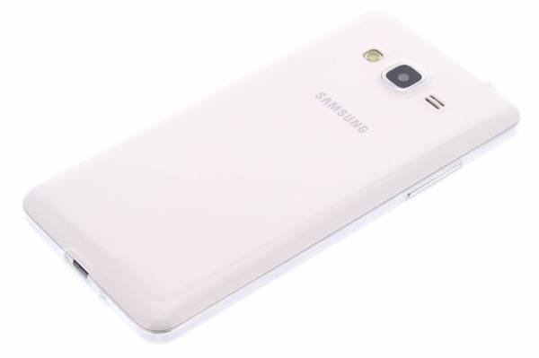 Samsung Galaxy Grand Prime TPU hoesje Transparant