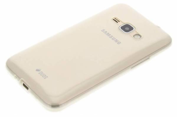 Samsung Galaxy J1 (2016) TPU hoesje Transparant