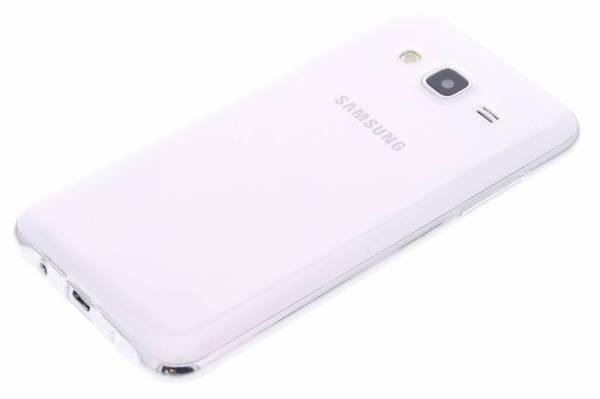 Samsung Galaxy J5 TPU hoesje Transparant