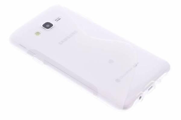 Samsung Galaxy J7 TPU hoesje Transparant