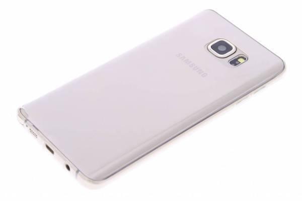 Samsung Galaxy Note 5 TPU hoesje Transparant