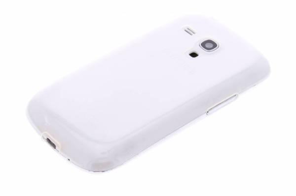 Samsung Galaxy S3 Mini TPU hoesje Transparant